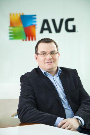 Lukáš Raška, Global Sales Director společnosti AVG Technologies