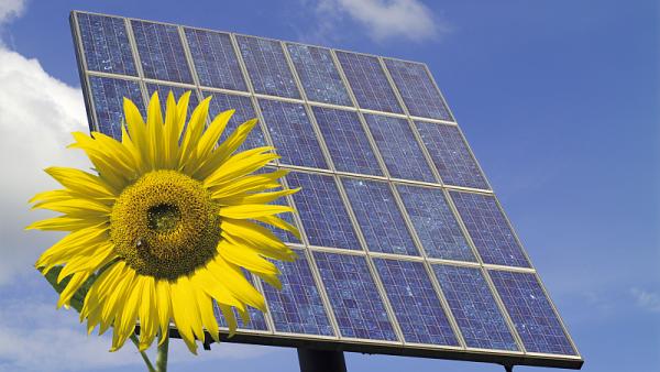 Fotovoltaika, ilustrační foto