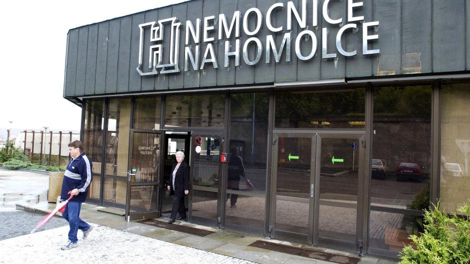 Nemocnice Na Homolce, ilustrační foto