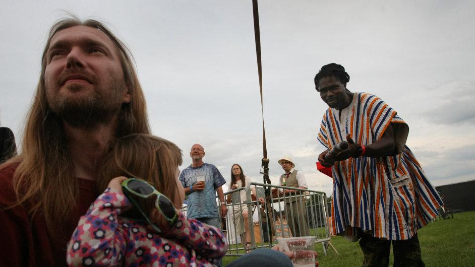 Festival Respect, park Ladronka, 15. června 2013