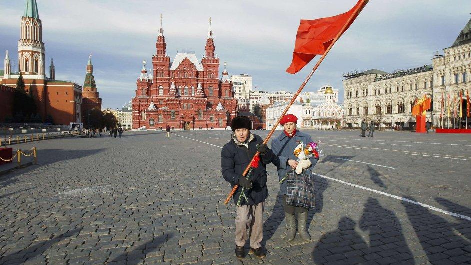 Moskva - Ilustrační foto