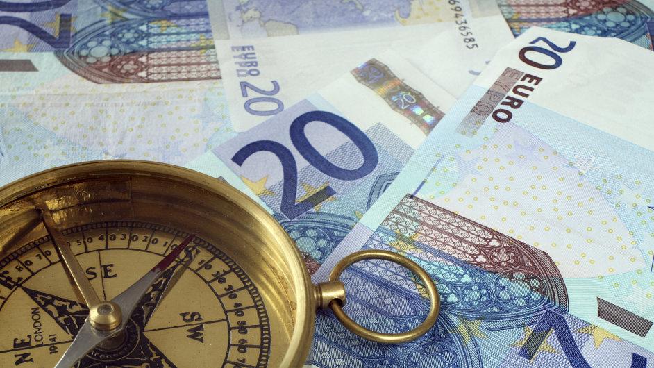 Krize v eurozóně - ilustrační foto
