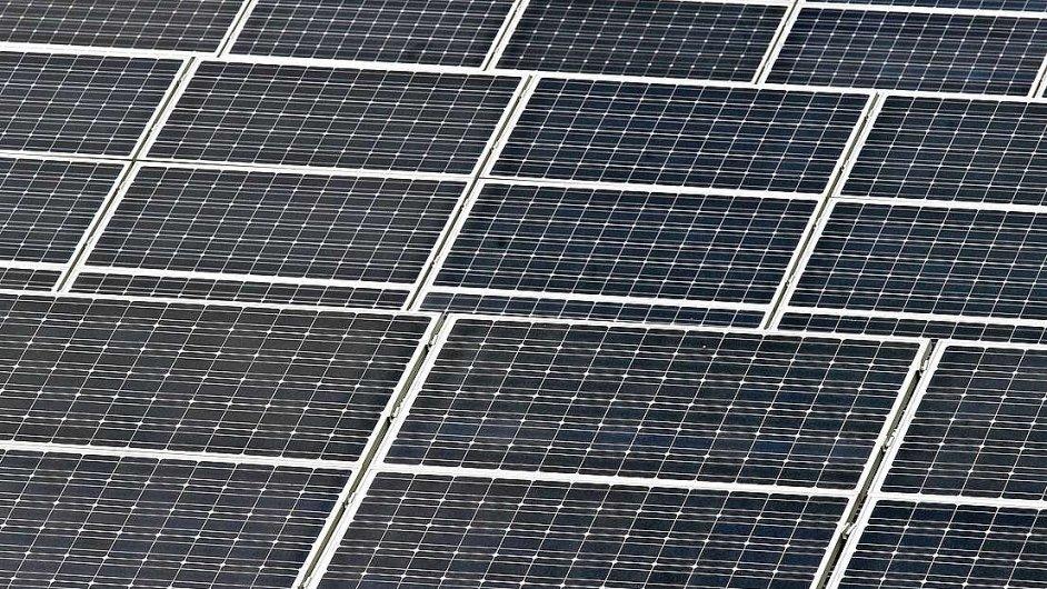 Čeká se boom solárních panelů