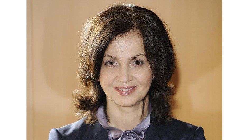 Olga Grygier-Siddons, řídící partnerka pro střední a východní Evropu společnosti PwC