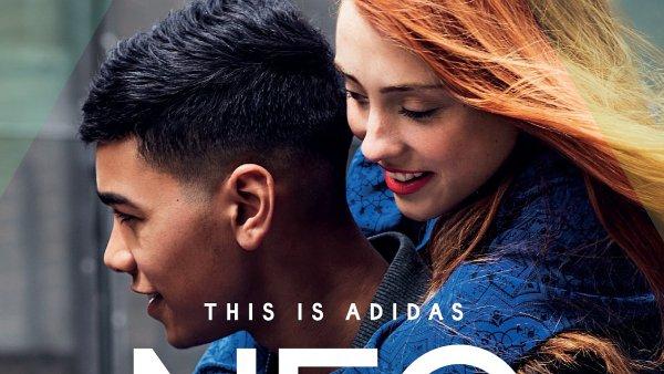 Adidas NEO otevírá první kamenný obchod v Praze 744d832023