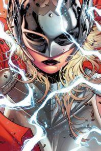 Z komiksové postavy Thora se stala žena.