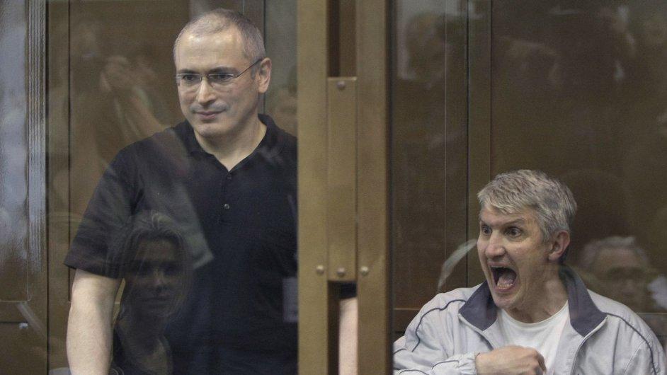Chodorkovskij a Lebeděv
