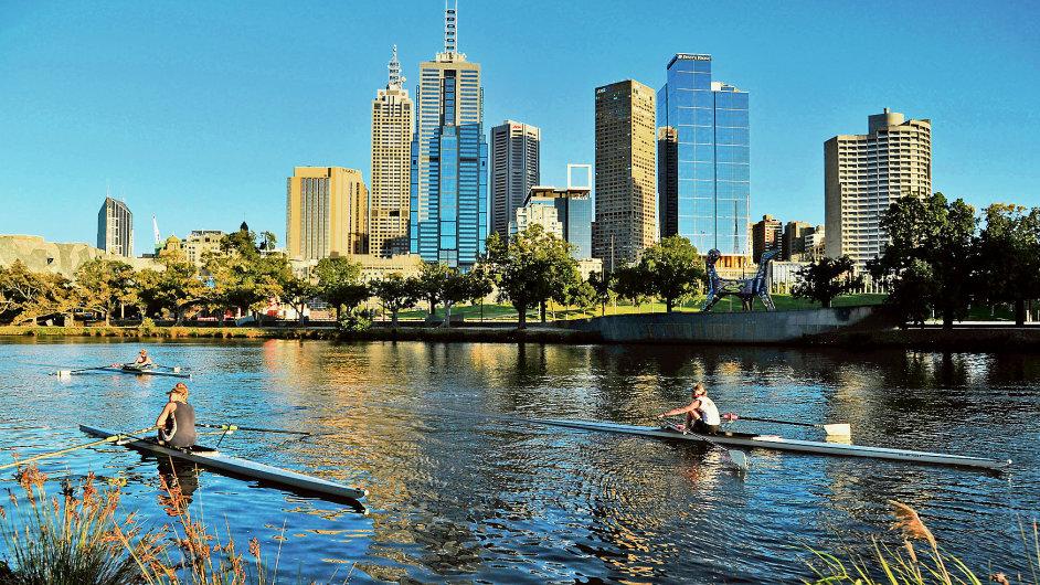 Ze stovky možných bodů získalo australské město Melbourne plných 97,5 bodu.