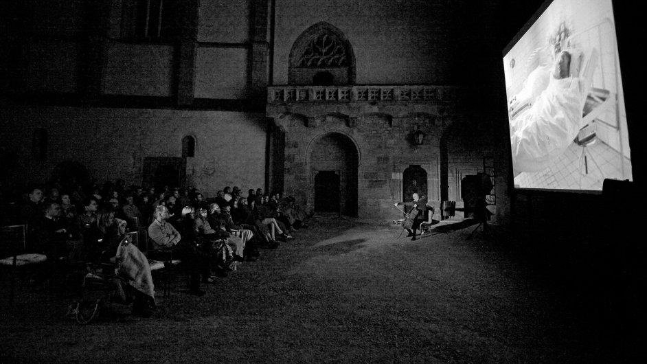Noir film festival-Křivoklát 2014
