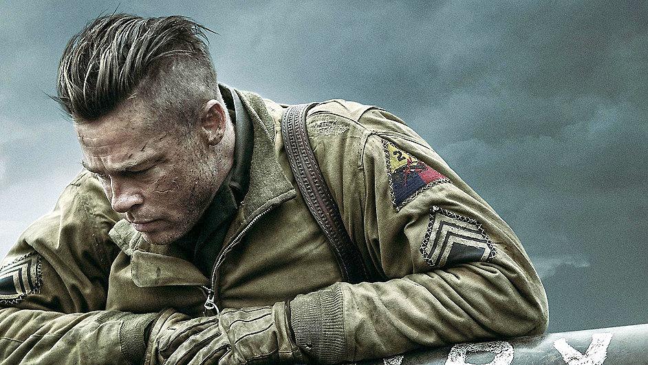 Snímek režiséra Davida Ayera Fury přijde do českých kin 13. listopadu.