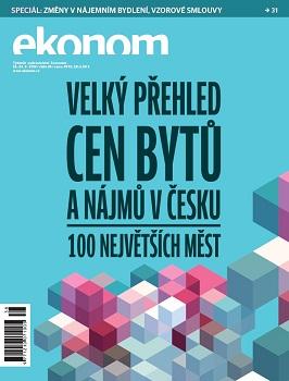 obalka Ekonom 2014 38 350