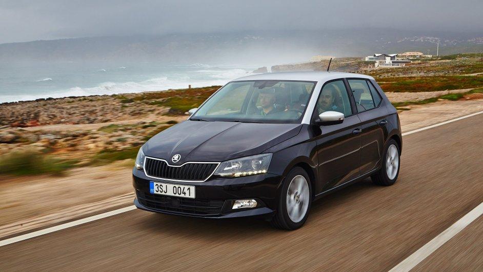 Nová Škoda Fabia je v posledních měsících nejoblíbenějším novým autem v Česku