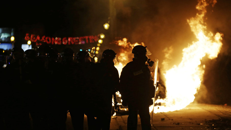 Ve Fergusonu panuje napětí už dlouho.