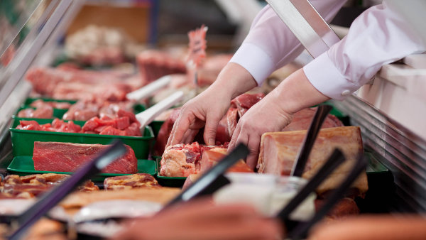 Hygiena prodeje potravin není podle SOCR ČR dostatečná - Ilustrační foto.