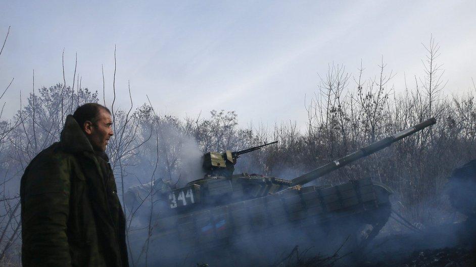 The European Council on Foreign Relations: Debaty, jestli se Rusko přímo angažuje v ukrajinském konfliktu, jsou zbytečné