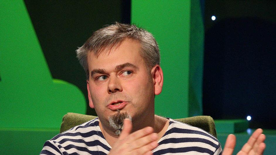 Divadelní režisér Tomáš Svoboda letos oslavil dvaačtyřicáté narozeniny.