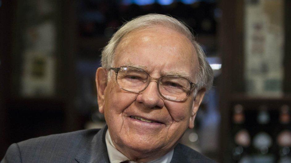 Mezi introverty patří například také investor Warren Buffett