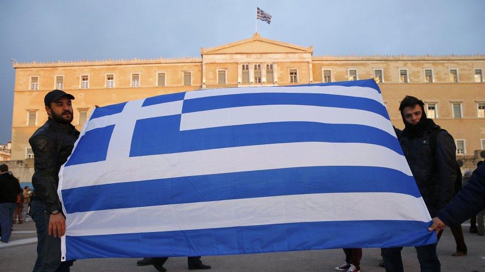 Španělsko chce od Řecka zpět zapůjčených 26 miliard eur