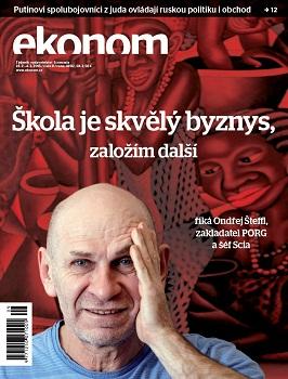 obalka Ekonom 2015 9 350