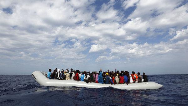 Libye je teď hlavním místem, odkud se dostávají migranti do Itálie.