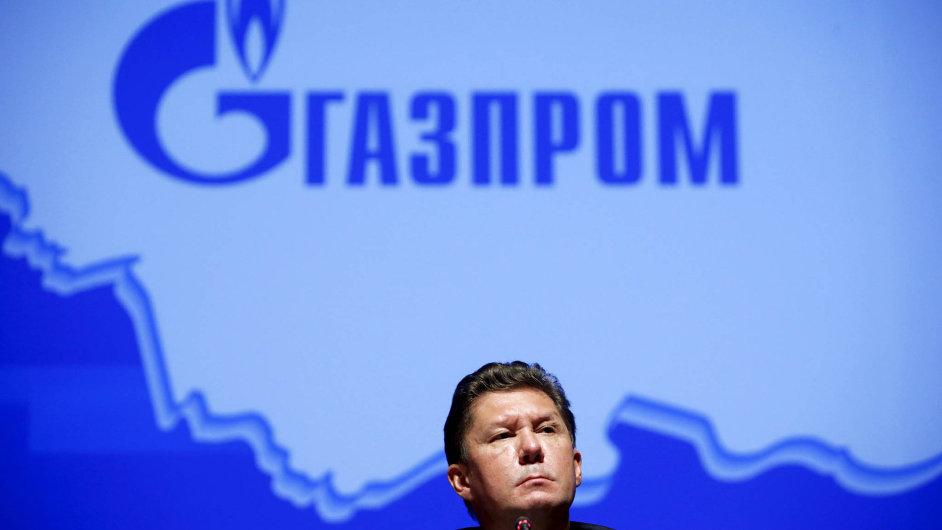 Alexej Miller šéfuje největší firmě v Rusku - plynárenskému gigantu Gazprom.