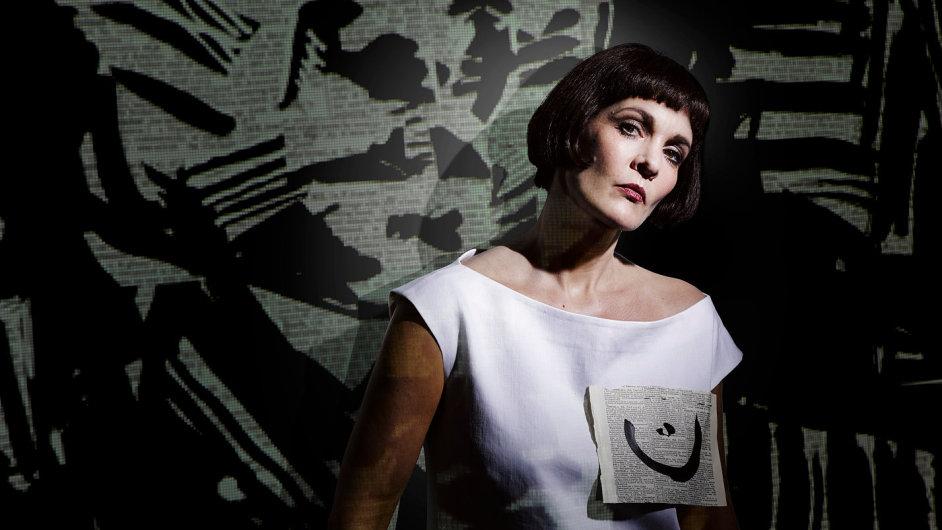 Titulní roli Lulu v Metropolitní opeře zazpívá německá sopranistka Marlis Petersonová.