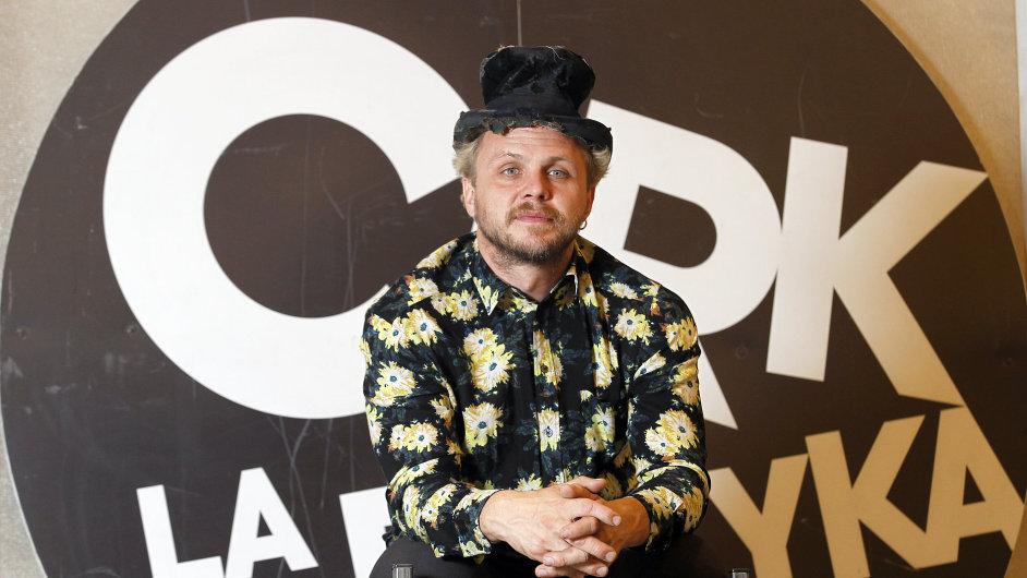 Na snímku principál Cirku La Putyka Rostislav Novák.