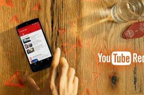 Google spouští placené YouTube Red, bez reklam a s offline režimem