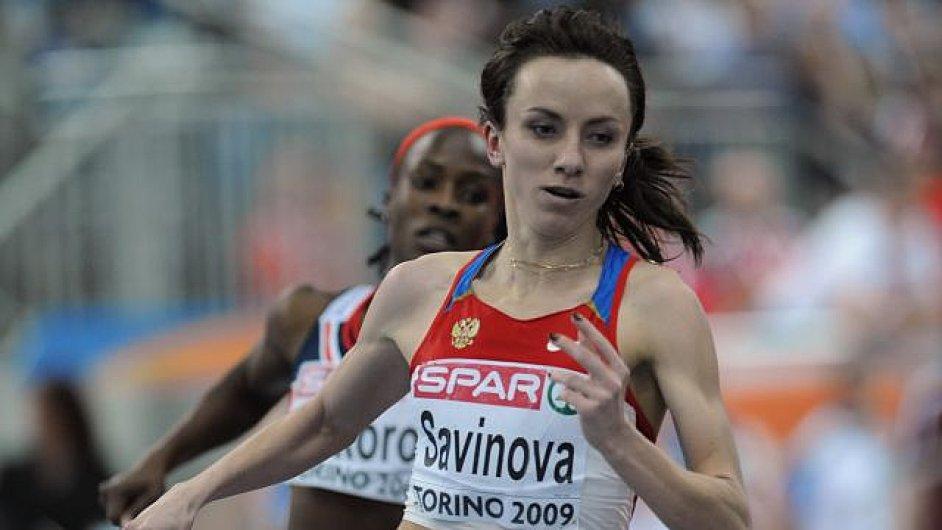 Pro olympijskou vítězku z Londýna Mariju Savinovovou požaduje WADA doživotní zákaz závodění.