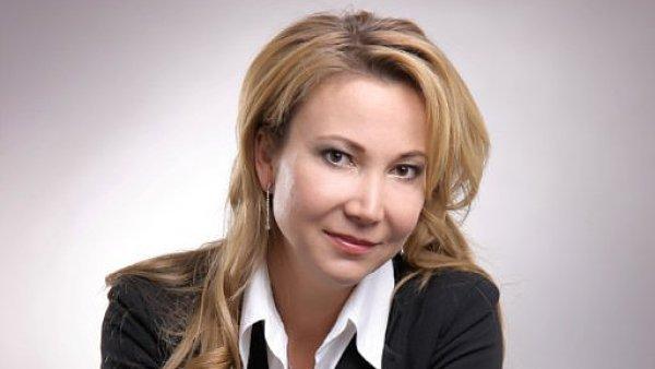 Alice Undusová, výkonná ředitelka Svazu českého leteckého průmyslu