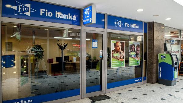 Fio banka loni získala sto tisíc nových zákazníků - Ilustrační foto.