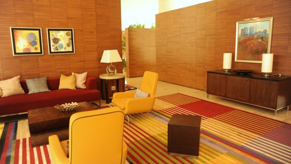 """Při """"zateplování"""" interiéru je nejlepší začít od podlahy. Zkuste vsadit na koberec, radí designéři. - Ilustrační foto."""