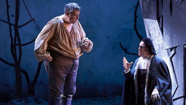 Inscenace Verdiho Rigoletta byla vloni nejstreamovanější ze všech novinek Vídeňské státní opery.