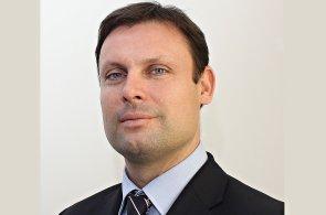 Andrew Thompson, ředitel oddělení investic pro Českou republiku a Slovensko společnosti Colliers International