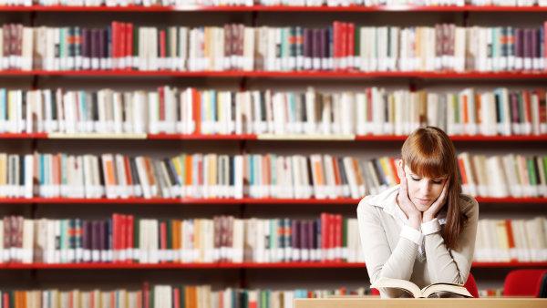 Knihovny - Ilustrační foto.