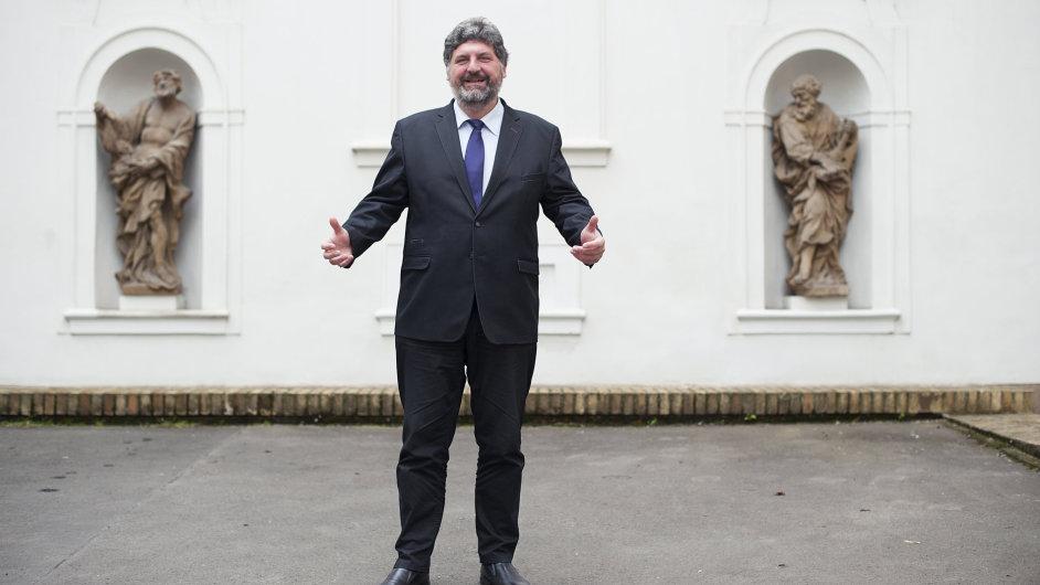 Miroslav Svítek, děkan Fakulty dopravní ČVUT a prezident sdružení Czech Smart City Cluster