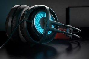 Herní headset SteelSeries Siberia 350 si poradí se střílečkou i Mozartem