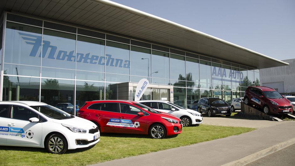 Aaa Auto Otev E Prvn Showroom Mototechny Hospod Sk