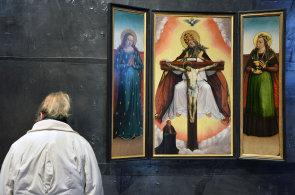 Národní galerie otevřela výstavu v Anežském klášteře, ukazuje vznik slavných středověkých obrazů