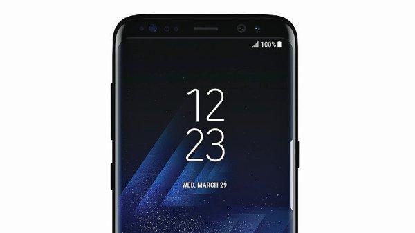 Samsung Galaxy S8 na uniklém oficiálním obrázku