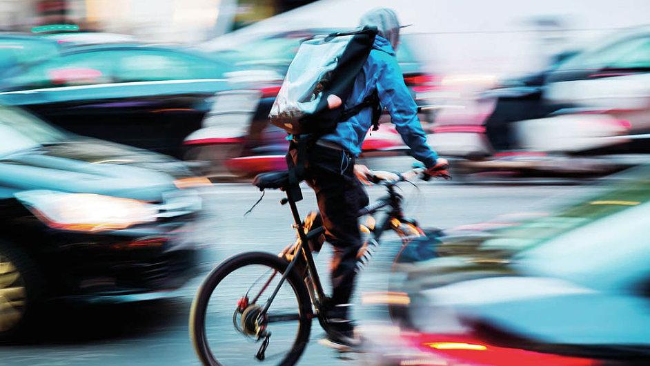 Městský souboj s logistikou