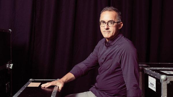 Jim Stengel, americký manažer, akademik, řečník a spisovatel