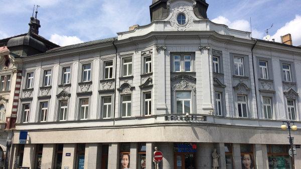 Historické budovy poboček bank jsou pro investory dobře uložené peníze. Zájem je větší než nabídka