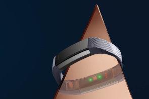 Chytrý náramek Fitbit Alta HR nesmí do vody, zato průběžně měří tepovou frekvenci
