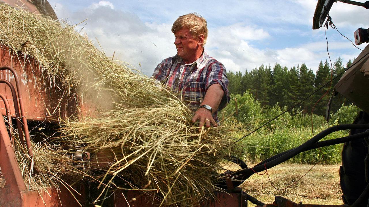 Zaměstnávání ukrajinských pracovníků bude nyní během sezony snazší - Ilustrační foto.