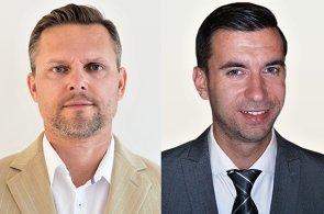 Jindřich Rampulka a Tomáš Janovec, marketingový tým UPC Business