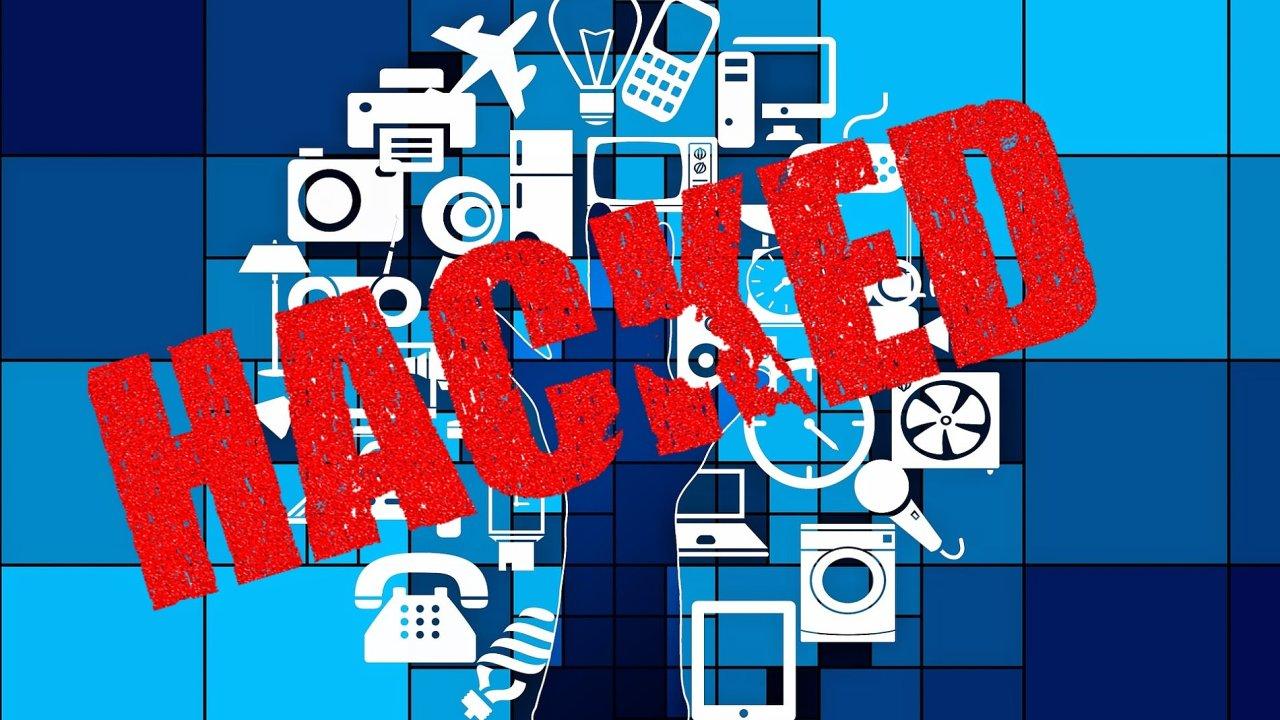 Zařízení IoT čím dál víc lákají kyberzločince, ilustrace