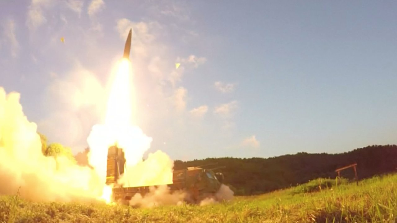 Jižní Korea simulovala útok na oblast, kde KLDR testovala vodíkovou pumu