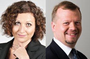 Jana Boštíková a Jiří Šimek novými partnery společnosti Mazars