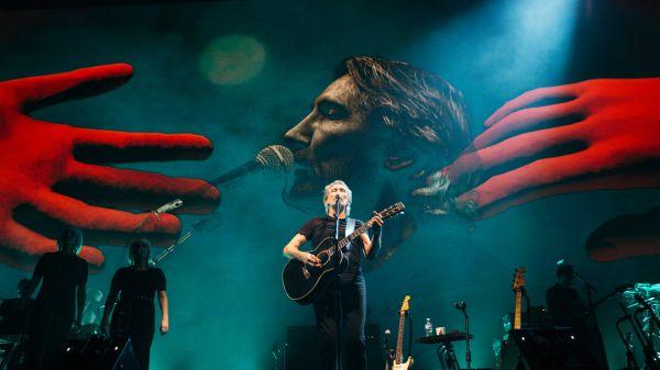 Roger Waters se na turné v roce 2018 kromě Německa dvakrát zastaví také v pražské O2 areně.